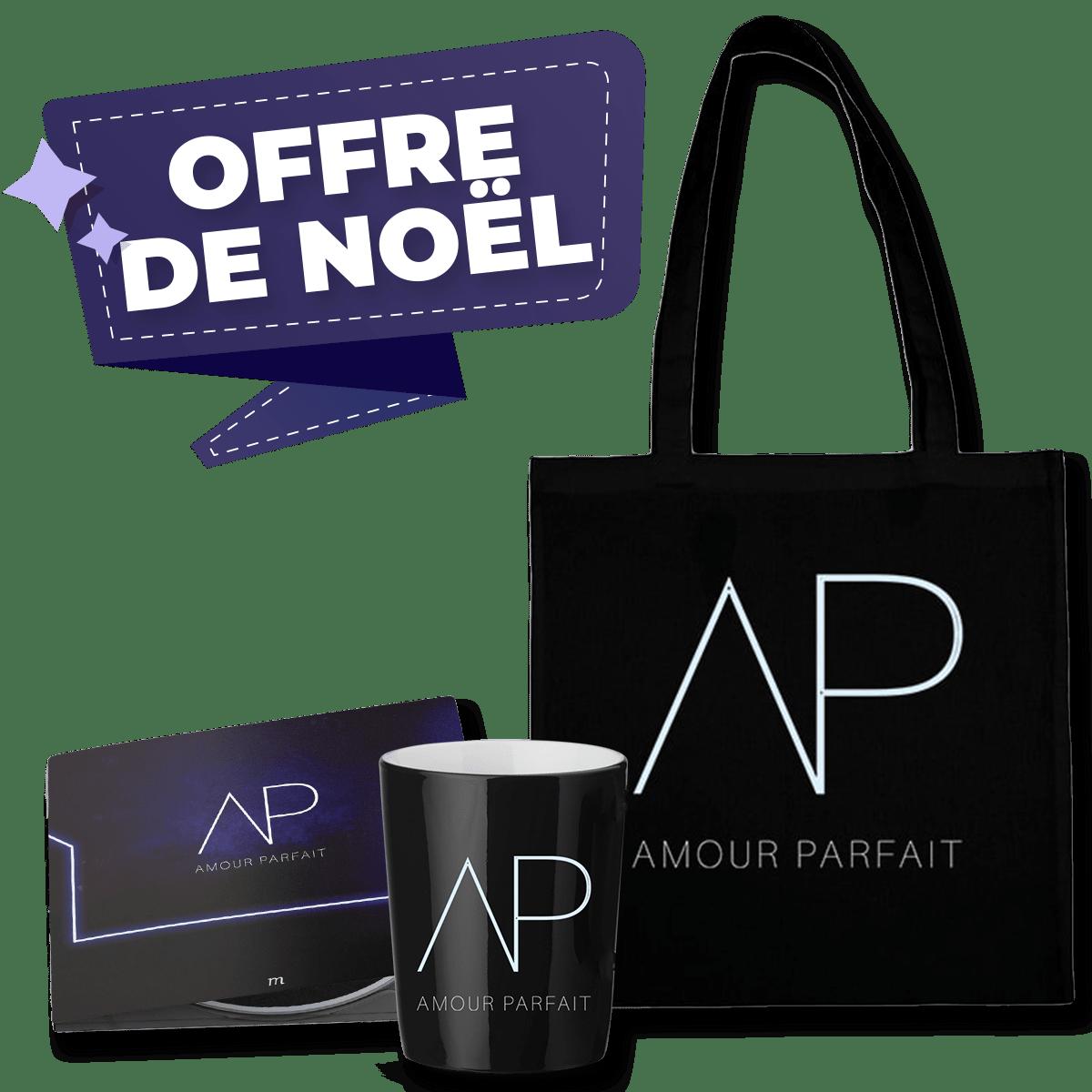 Pack de Noël Amour parfait momentum